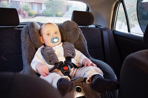 Child Left in Car