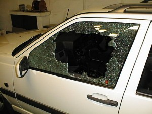 vehicle burglary versus vehicle theft